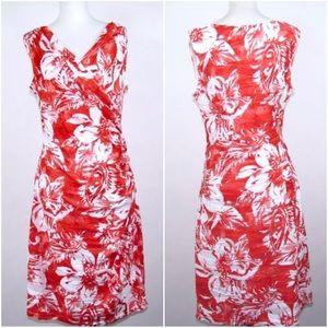 Joseph Ribkoff Floral Dress Size 4